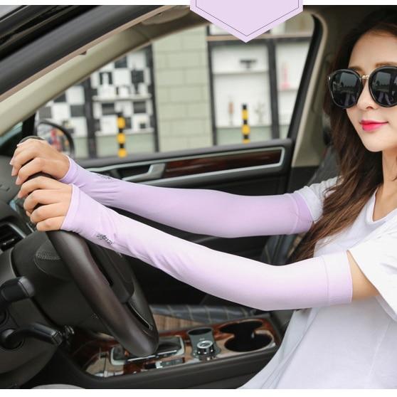 bao tay chống nắng Hicool chính hãng được cấu tạo từ các sợi lạnh mềm mịn mang lại cảm giác mát lạnh. Sản phẩm có khả năng chống nắng và tia cực tím UV đến 99%