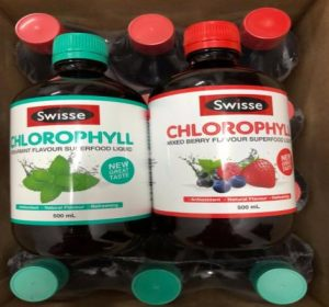 Review Chlorophyll Swisse