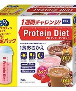 Protein DIET giảm cân của DHC 7