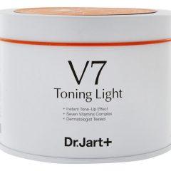 Kem V7 Toning Light Cleanser, kem dưỡng trắng Dr.jart