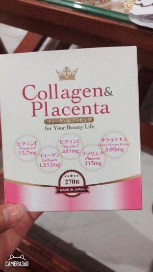 Collagen Placenta cua nhat