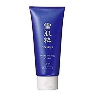 Sữa rửa mặt Kose trắng da Sekkisui White Washing Cream 1
