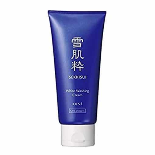 Sữa rửa mặt Kose trắng da Sekkisui White Washing Cream 3