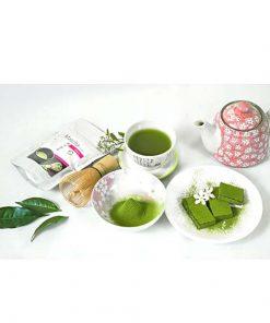Bột trà xanh Haru Matcha 8