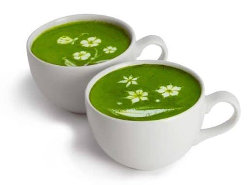 Bột trà xanh Haru Matcha 4