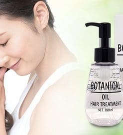 Dầu dưỡng tóc Botanical oil hair treatment 8