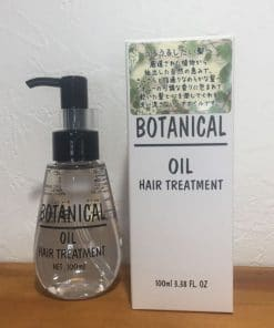 Dầu dưỡng tóc Botanical oil hair treatment 7