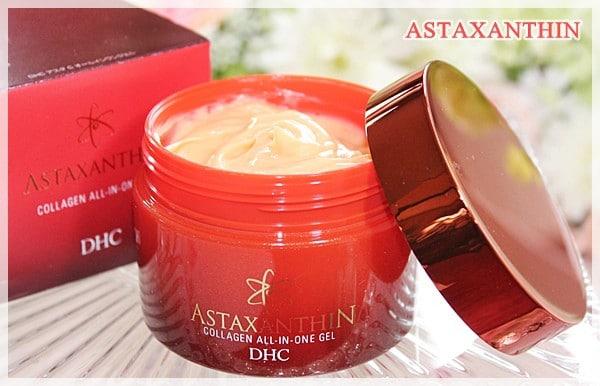 Kem DHC Astaxanthin Collagen All-in-One Gel giúp da bạn duy trì hàng rào và giữ ẩm tự nhiên.