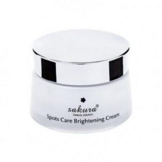 Kem Spots Care Brightening Cream Sakura 45g 1