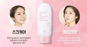 Kem Tắm Trắng G9 Skin White In Creamy Pack Hàn Quốc 2