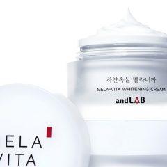 Kem dưỡng trắng da  Andlab Mela Vita Hàn quốc