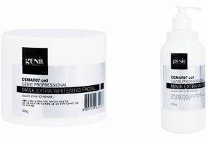 Bộ Kem ủ kích trắng da Genie Derma87 Cell Hàn Quốc 1