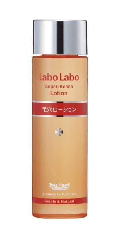 Nước hoa hồng Lotion Labo Labo Cân bằng da, dưỡng ẩm và chống dị ứng trên da khi được phủ mịn và sương