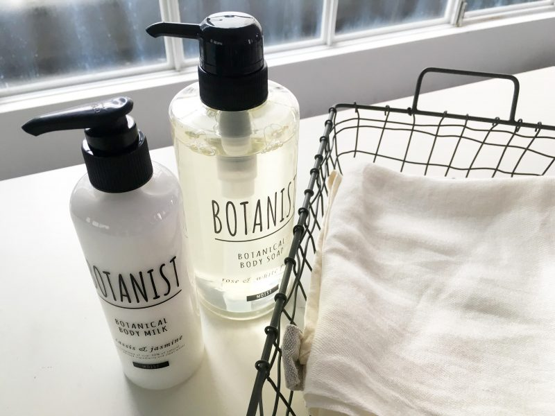 Sữa tắm Botanical Body Milk Rất dễ sử dụng và hiệu quả