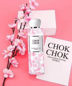 Sữa Tắm Chok Chok mật ong , hoa anh đào Hàn quốc 6