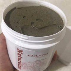 Tắm trắng da cấp tốc SPA Herb Pack Natureine