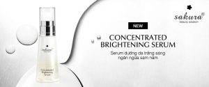 Serum Concentrated Brightening Sakura 30ml 3
