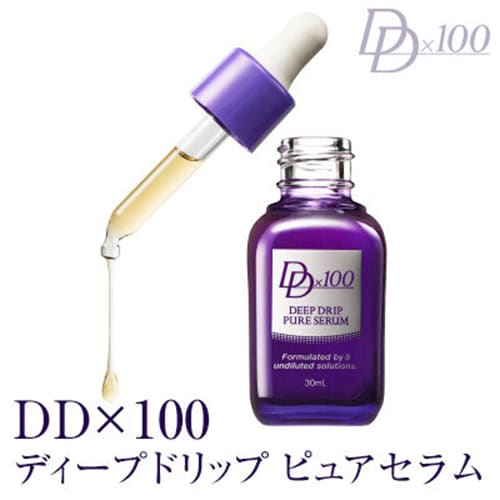 Serum DDx100 Deep Drip Pure Serum