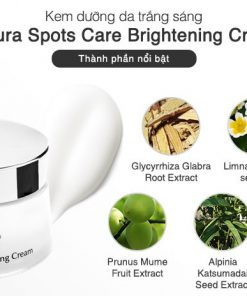 Kem Spots Care Brightening Cream Sakura 45g 7