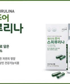 Tảo xoắn nguyên chất Atomy Pure Spirulina Hàn quốc 7