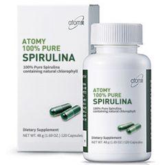 Tảo xoắn nguyên chất Atomy Pure Spirulina Hàn quốc