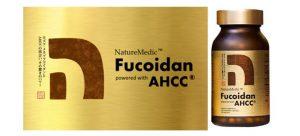Thuốc Fucoidan AHCC 160 viên 4