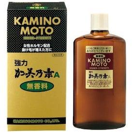 Thuốc mọc tóc Kaminomoto Highter Strength một trong những sản phẩm chăm sóc tóc từ thiên nhiên hàng đầu của hãng Kaminomoto nổi tiếng tại Nhật Bản, cho mái tóc chắc khỏe và dày hơn.