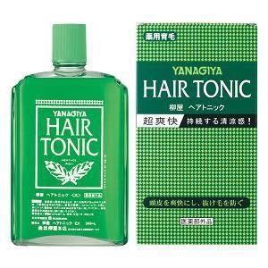Tinh chất kích thích mọc tóc Yanagiya Hair Tonic