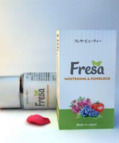 Viên uống trắng da chống nắng Fresa 9