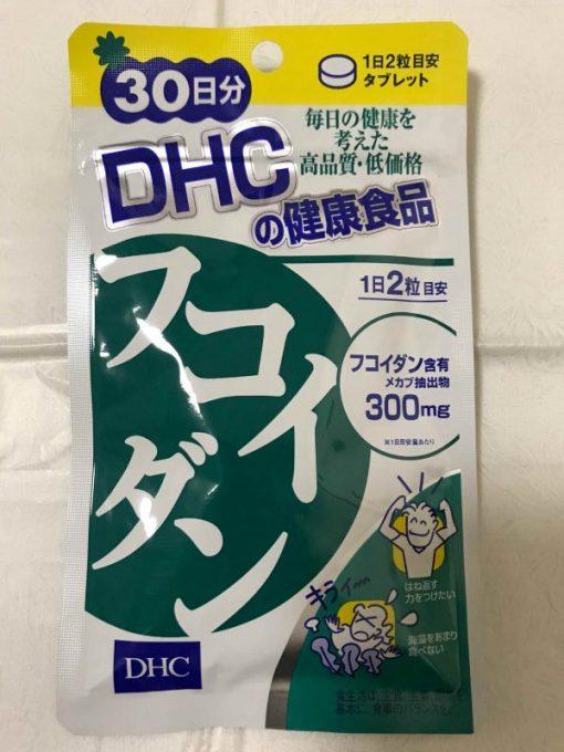 Viên uống fucoidan DHC 5