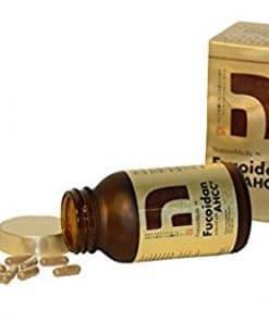 Thuốc Fucoidan AHCC 160 viên 8