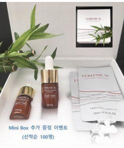 Dưỡng trắng da Lukhaseal Secret Fiber Hàn Quốc 9