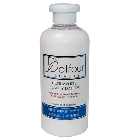 Dưỡng thể Dalfour Beauty lotion