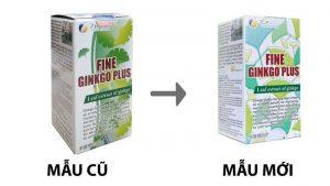 Fine Ginkgo Plus của Nhật giả và thật phân biệt như thế nào?