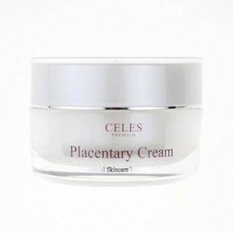 Kem dưỡng trắng da trị nám Celes Placentary Cream 1