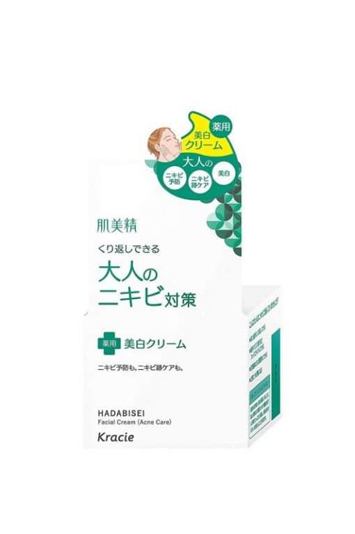 Kem Kracie Hadabisei (Acne Care) 50g chuyên dành cho da mụn 3