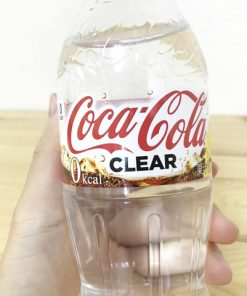 Nước ngọt Coca Cola Clear trong suốt 6