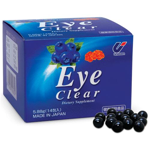 Thuốc bổ mắt eye clear 2