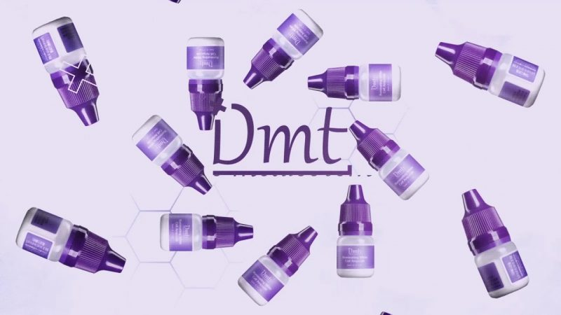 Review Tinh chất tế bào gốc DMT Illuminating White Cell Ampoule 1