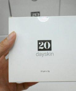 20 Day Skin - Thực Phẩm Làm Đẹp Dành Cho Phái Nữ 8