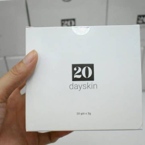 20 Day Skin - Thực Phẩm Làm Đẹp Dành Cho Phái Nữ 5