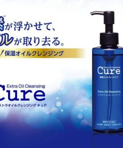 Dầu tẩy trang cure extra oil cleansing 6