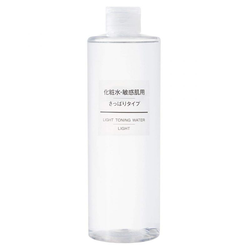 Toner Muji - Light Toning Water Moisture