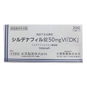Thuốc Cường Dương Sildenafil 1