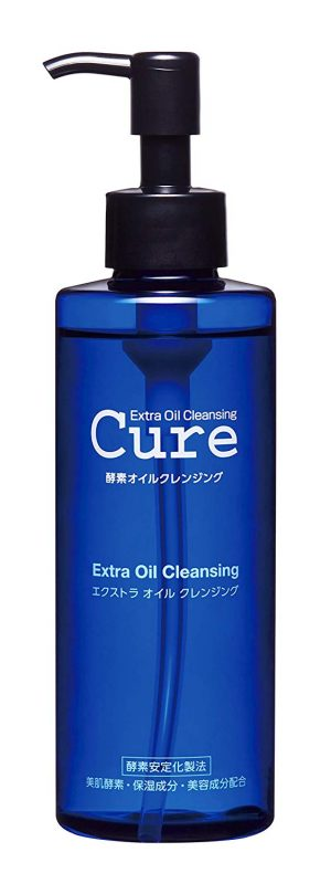 Dầu tẩy trang cure extra oil cleansing 1