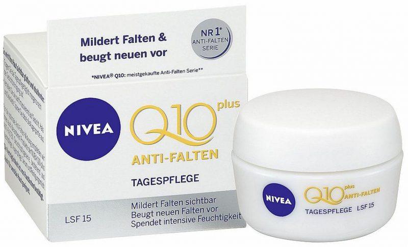 Bộ dưỡng ngày đêm nivea Q10 Plus