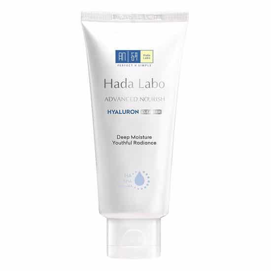 Kem rửa mặt Hada Labo Advanced Nourish