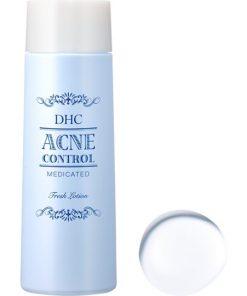 Nước hoa hồng trị mụn DHC Acne Control 5