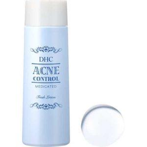 Nước hoa hồng trị mụn DHC Acne Control 2