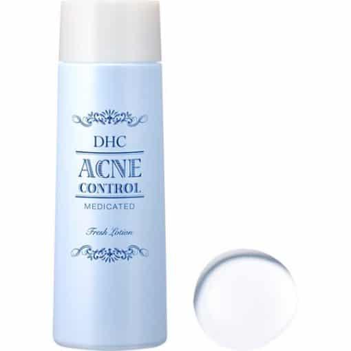 Nước hoa hồng trị mụn DHC Acne Control 4